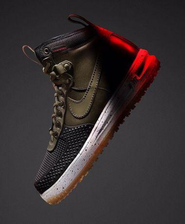 Nike Lunar Force 1 Duckboot   Зимнии ботинки  