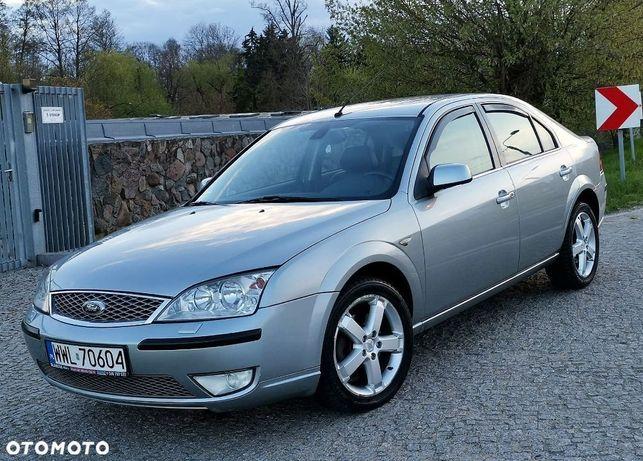 Ford Mondeo __2,0tdci__skóra__2005r__bogata Opcja__115km__sprawny