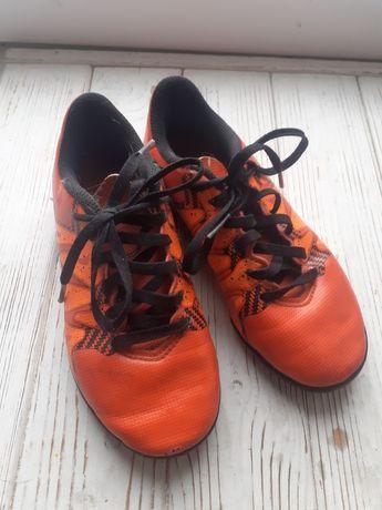 Футзалки футбольные копочки Adidas 30 р-р