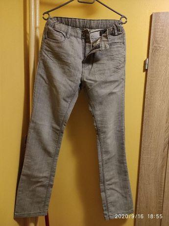 Spodnie jeansowe rozmiar 164cm