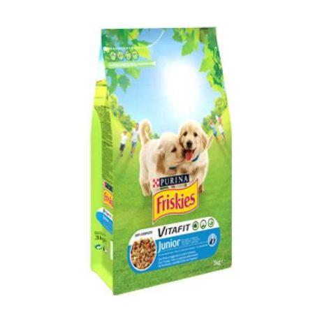 Ração Seca Friskies VitaFit Junior Dog 18Kg