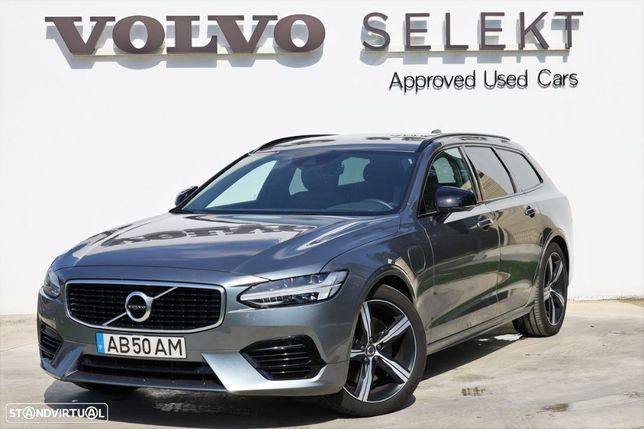 Volvo V90 2.0 T8 PHEV R-Design AWD