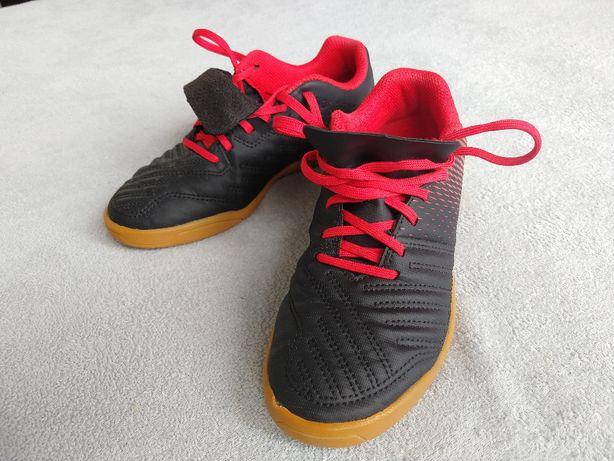 Buty halowe piłkarskie Decathlon rozmiar 35