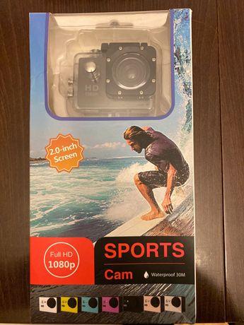 Kamerka sportowa SPORTS Cam 1080p