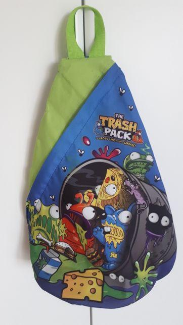 Plecak przez jedno ramię dla chłopca