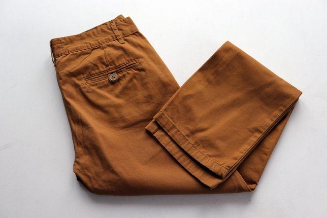 Męskie spodnie chinosy Tom&Rose W32 L32. Stan idelany