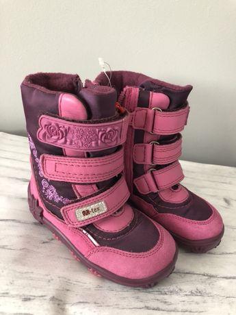Зимові чобітки Elefanten р.21, 13,5 см ботинки, сапоги, чоботи