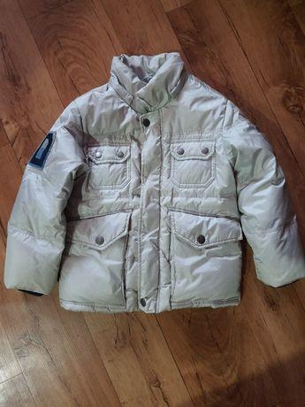 Детский пуховик- куртка