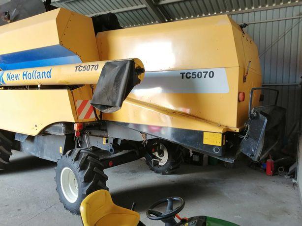 NEW HOLLAND TC 5070 jak nowy