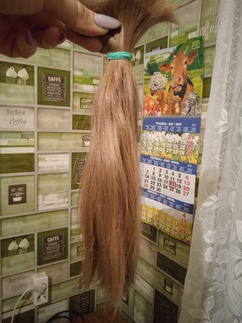 Волосы не крашенные