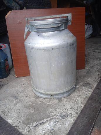 Бидон 40л молочный б/у