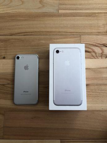 Iphone 7 128gb silver ідеальний стан