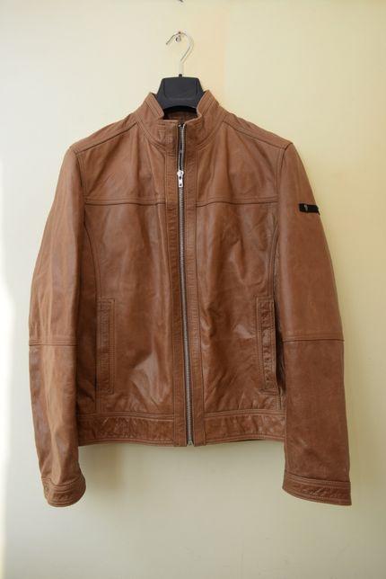Куртка Strellson. Кожа. размер 48 S