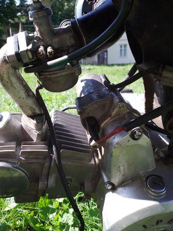 Двигатель для мопеда вайпер актив