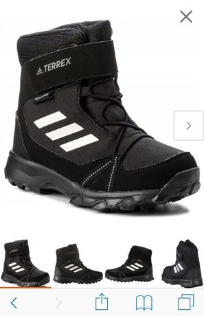 Adidas Terrex śniegowce roz. 35