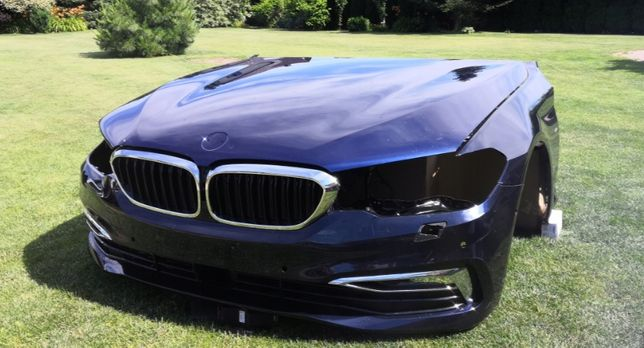 Запчасти! BMW 5 G30 G31 ! Дверь Крыло Капот Бампер Фары Четверть
