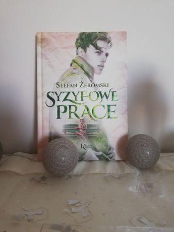 Książka Syzyfowe prace raz przeczytana