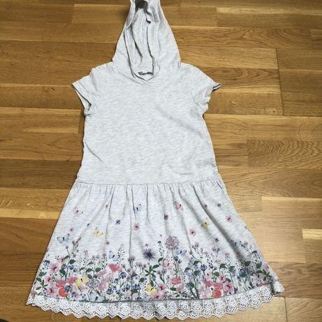 Sukienka H&M rozm 110/116