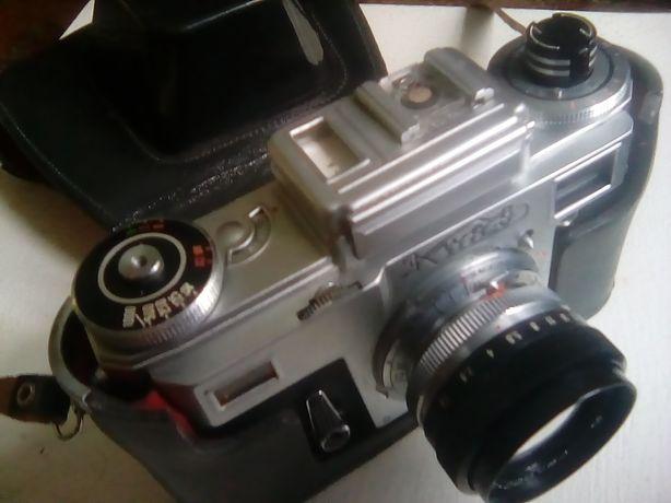 Фотоапарат киев геліос 108
