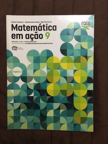 Livro Matemática 9.ºAno