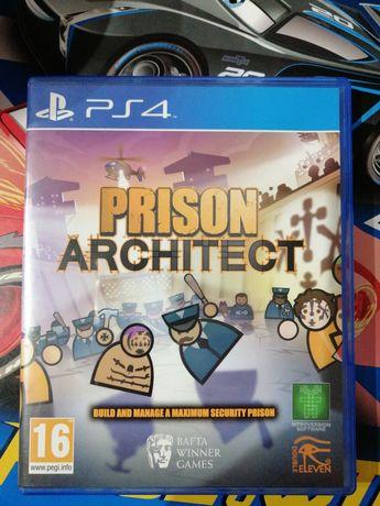 Prison Architect PS4, stan idealny polecam