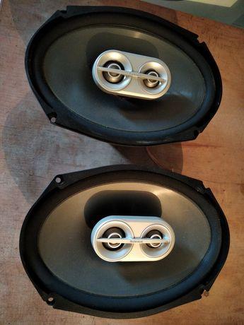 Glośniki Samochodowe Infinity 300W USA jak nowe możliwa wysyłka