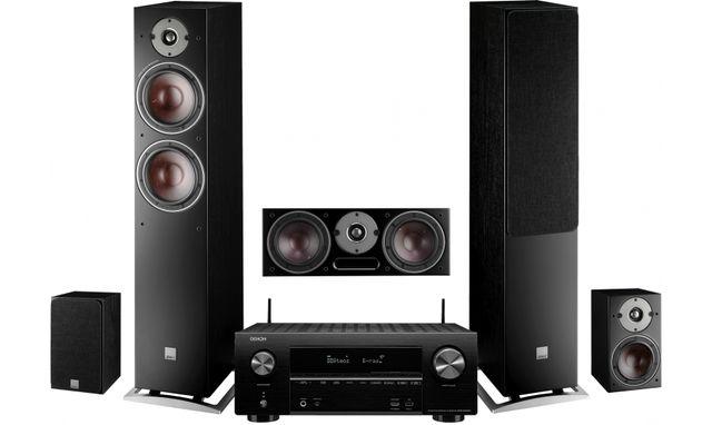 Super kino Denon AVR-X2600H + Dali Oberon 7 + 1 Vokal od ręki WROCŁAW