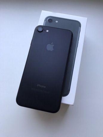 iPhone 7 32Gb Matte Black Neverlock Айфон семь