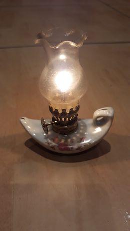Lampa naftowa,  miniaturowa .