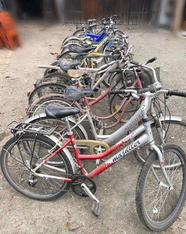 Rowery różnego rodzaju