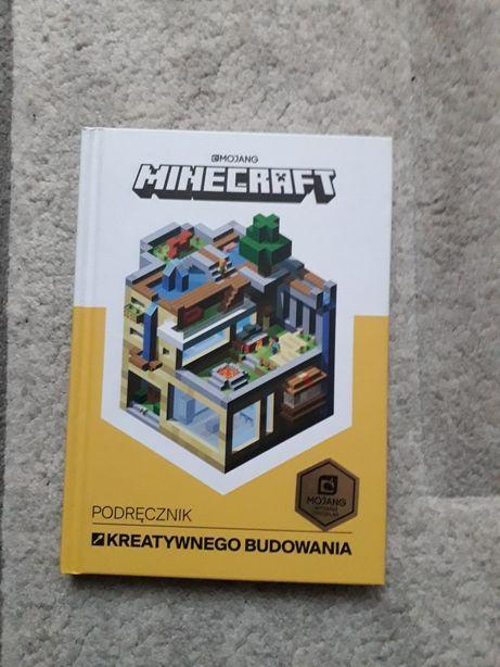 Minecraft  nowy podręcznik kreatywnego budowania