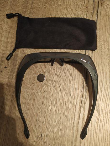 Okulary 3D  Sony TDG-BR100  aktywne, na baterię Z etui