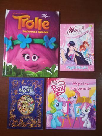 Trolle Edycja specjalna, Winx, My Little Pony, wybrane Baśnie