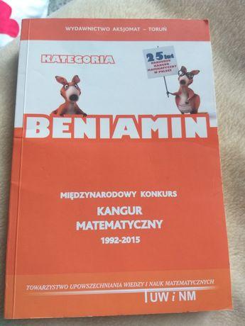 Kangur matematyczny zad i rozw Beniamin