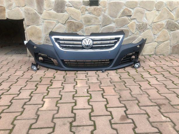 Бампер передний Volkswagen Passat CC дорестайлинг 2008-2012