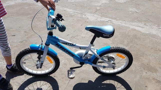 Rower kross 16 cali dla dzieci