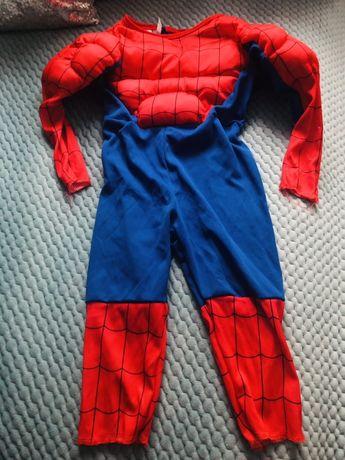 Strój bal przebierańców przedszkole marvel spiderman
