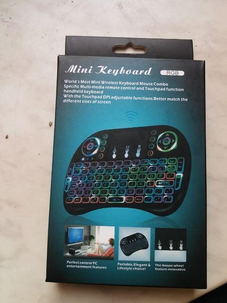 Mini keyboard rgb