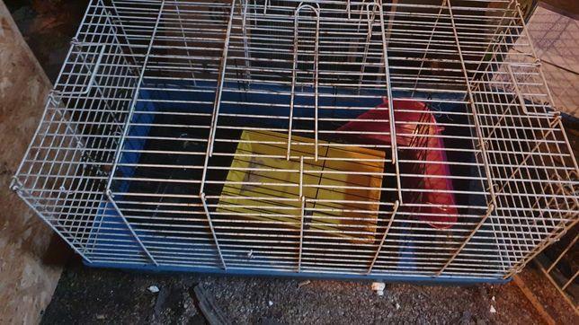 4 klatki dla królika mysz szczura szynszyla
