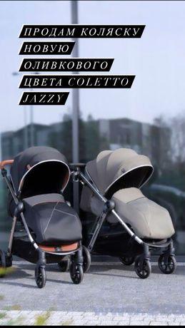 Продам коляску Coletto Jazzy