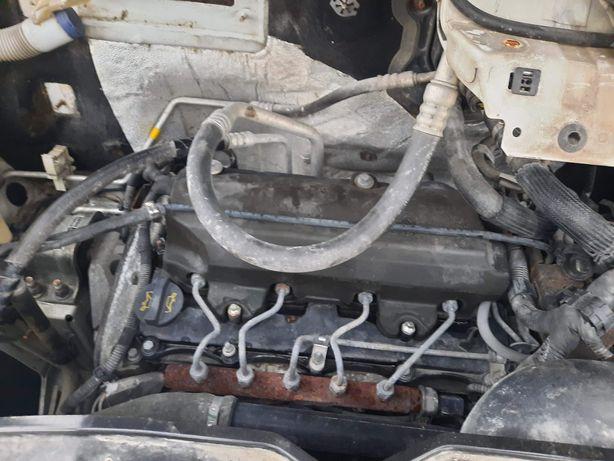 Silnik peugot boxer 2.2 HDi 4h03 euro 5