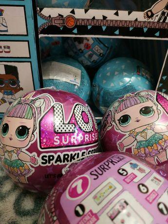 Sparkle L.O.L. Surprise , Сияющий сюрприз, Спаркли, Гламурный блеск