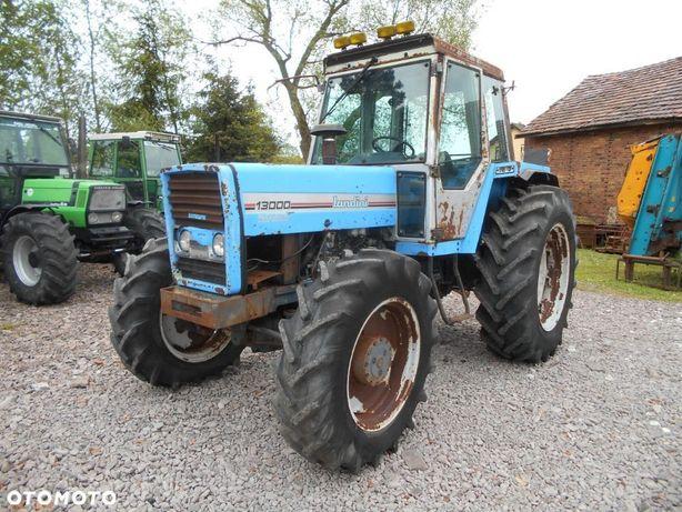 Landini 13000 TANI NOWE OPONY  CIAGNIK traktor