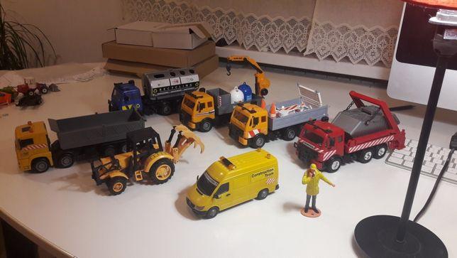 Іграшки, моделі вантажних автомобілів