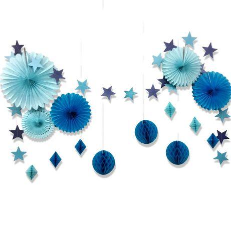 Гирлянда звезды, украшение, декор, фотозона на день рождение