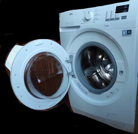 Máquina lavar roupa AEG 8 kg
