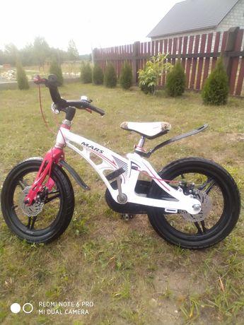 Дитячий велосипед 16 zol.