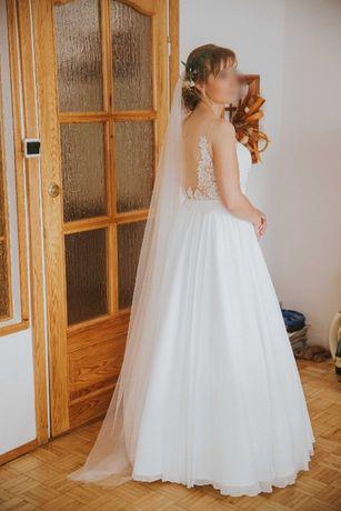 Suknia Ślubna roz. 40