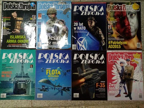 Polska Zbrojna, Przeglad Sil Zbrojnych czasopisma