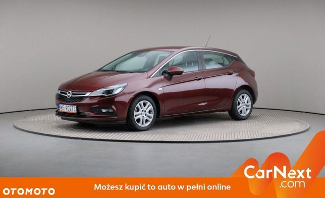 Opel Astra Opel Astra 1.4 Turbo, Edition